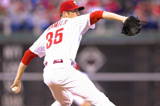 Cole Hamels Trade Rumors: Latest Buzz, Speculation Surrounding Phillies Star