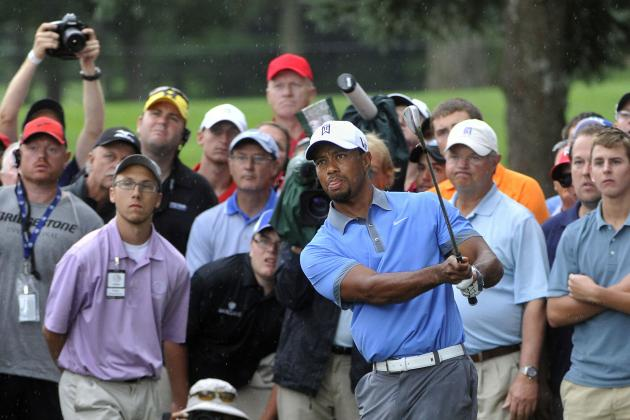 WGC-Bridgestone Will Tell Us the State of Tiger Woods' Game for the Rest of 2014