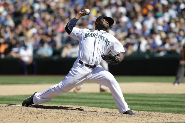 Seattle Mariners' Fernando Rodney Records 200th Career Save