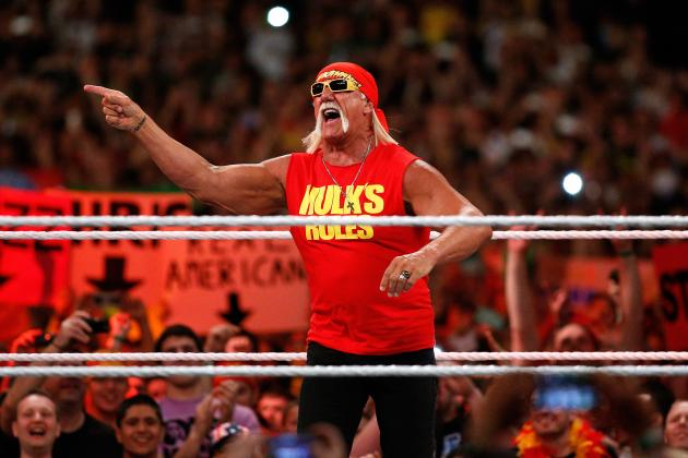 Hulk Hogan Talks WrestleMania 30, the Undertaker's Streak, and More