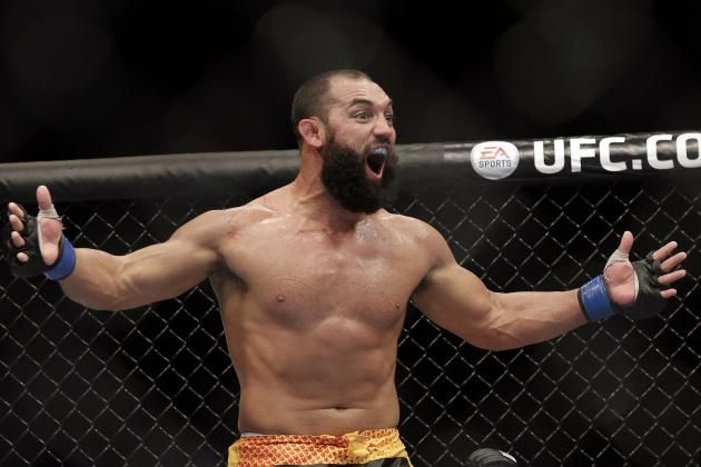 Johny Hendricks: 'I Would Like to Fight GSP Again'