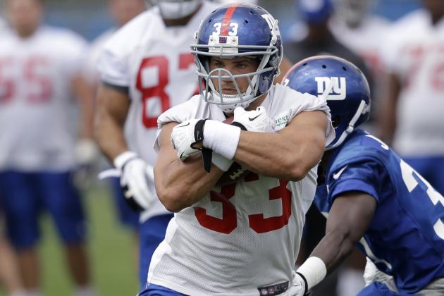 Giant Practice Report Day 7: First Fight of Training Camp