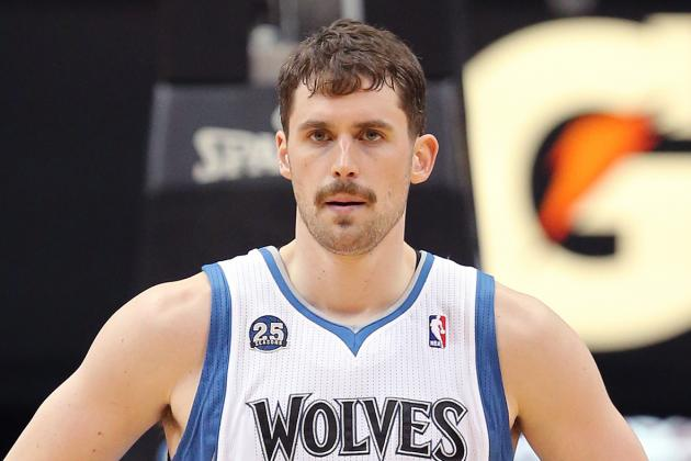 Kevin Love Trade Rumors: Open to Bulls, Warriors, Cavaliers