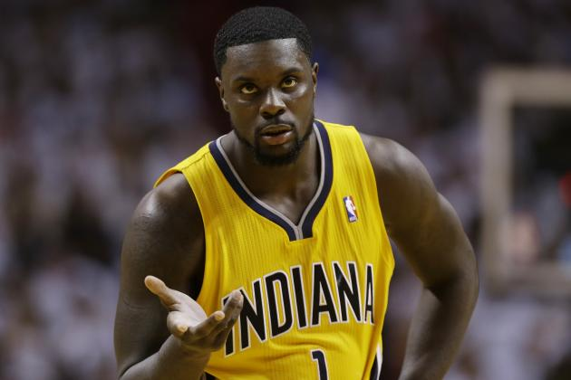 Why Lance Stephenson Will Take Major Pressure off of Al Jefferson