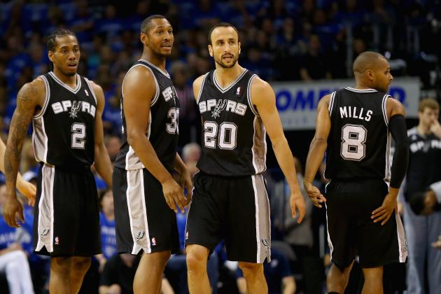 Updated Long-Term Plan for San Antonio Spurs