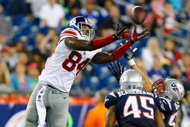 Giants' TE Situation Not Getting Any Clearer