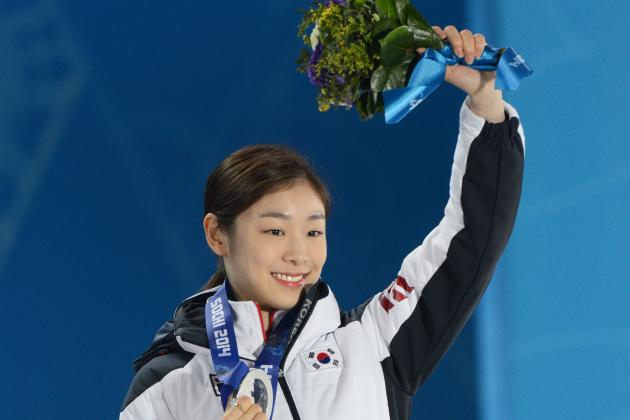 Yuna Kim Attends Coaching Workshop