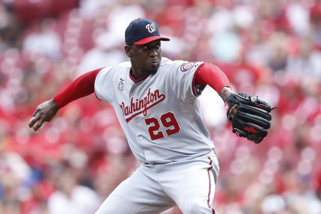 Nationals' Rafael Soriano Records 200th Career Save