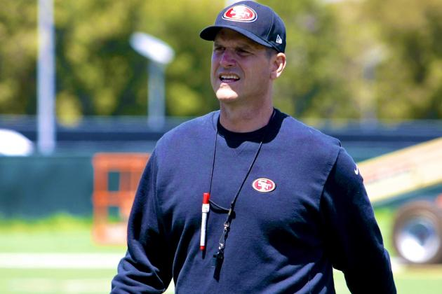 B/R Exclusive: Jim Harbaugh Discusses His Contract, Expectations and More