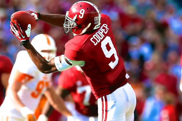 Why Amari Cooper Will Be the Heart of the Alabama Crimson Tide in 2014
