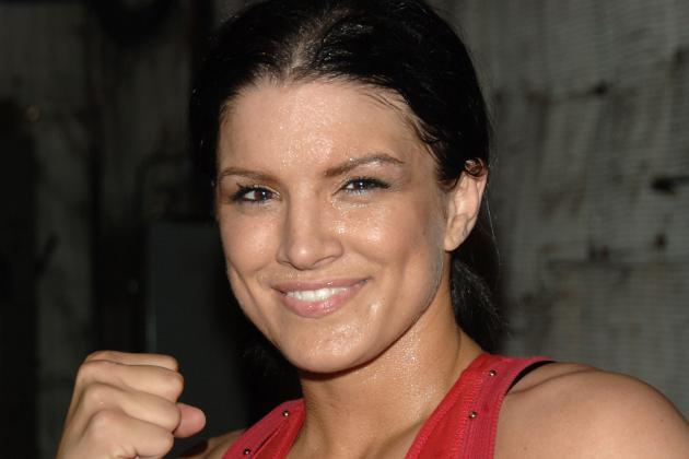 Gina Carano: Must We Pretend Her Fight Against Rousey Is Anything but a Circus?
