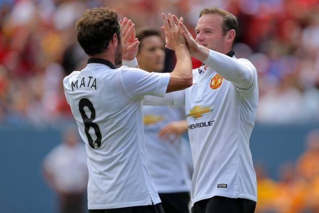 Inter Milan vs. Manchester United: Live Score, Highlights for Pre-Season Match