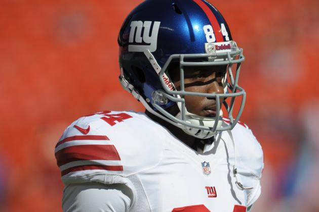Larry Donnell Tops Giants' Depth Chart at Tight End