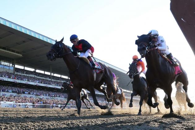 Deaths of Eight Race Horses at California Track Probed