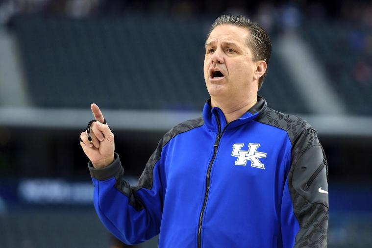 John Calipari Reportedly Spent $200K on Plane Trips for Recruiting in 2013