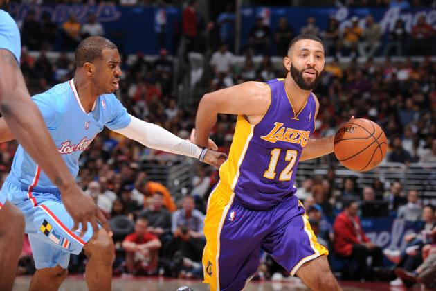 Can Kendall Marshall Win Starting Job with Milwaukee Bucks?