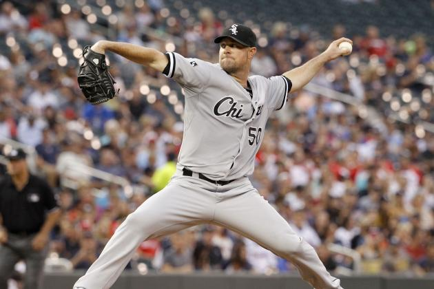Yankees Trade Rumors: Latest on New York's Pursuit of John Danks and More