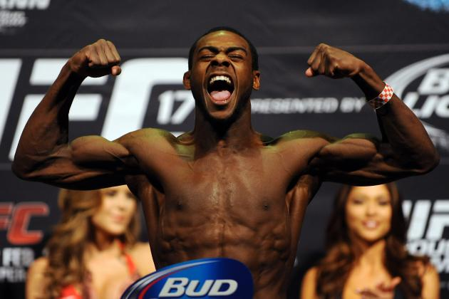Aljamain Sterling Welcomes Pressure, Focused on Progress