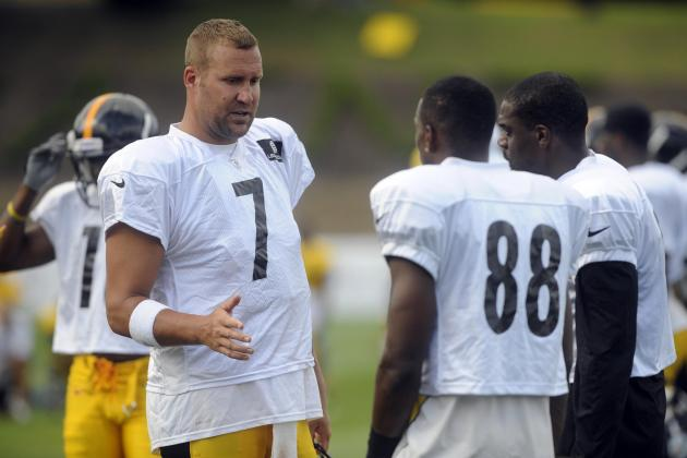 Emmanuel Sanders Comments on Playing with Peyton Manning vs. Ben Roethlisberger