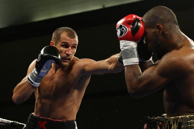 Sergey Kovalev Is Scary Good and Hungrier Than Ever Before Blake Caparello Bout