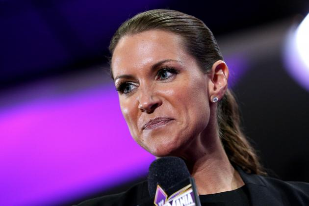 Stephanie McMahon to Face Brie Bella at 2014 SummerSlam PPV