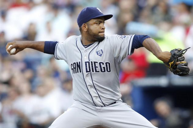 Odrisamer Despaigne's Funky Style Is Leaving Hitters Scratching Their Heads