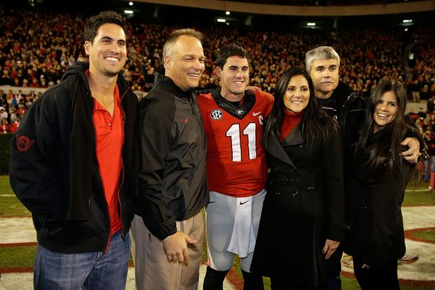 Aaron Murray's Brother Josh Wins 'The Bachelorette,' Mark Richt Tweets Congrats