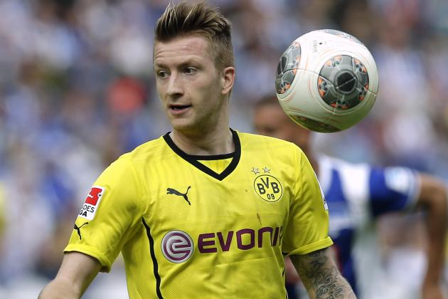 Marco Reus Transfer Rumours: Latest News and Speculation on Dortmund Star