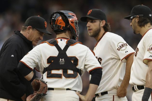 Slumping Giants Must Take Action Before Trade Deadline