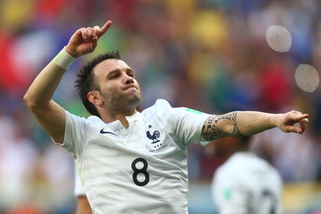 West Ham Join Chase for France Midfielder Mathieu Valbuena