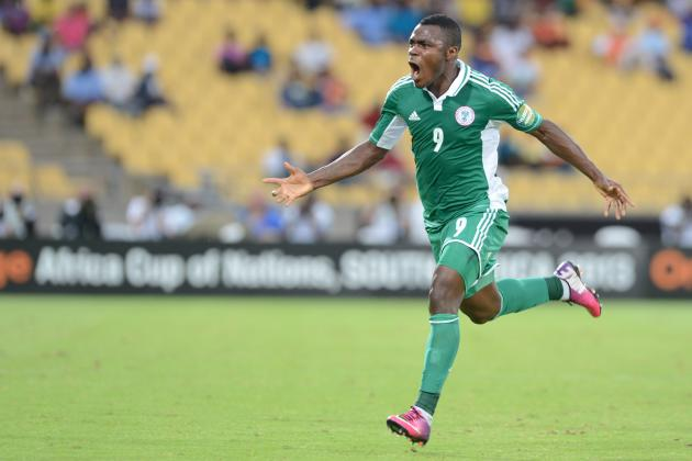 Why Emmanuel Emenike Would Be an Ideal Signing for Everton