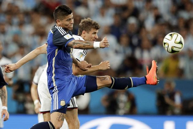 Why Marcos Rojo Is the Solution to Liverpool's Left-Back Problem