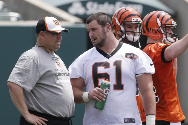 Injuries Now May Mean Strength Later for Bengals' Line