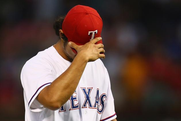 Yu Darvish: 'I Just Blame the Parents of Gardner'