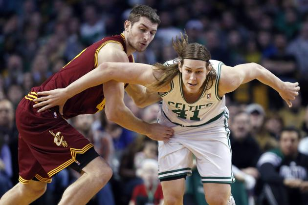 Is Tyler Zeller a Legitimate Building Block for Boston Celtics' Future?