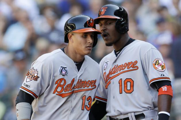 Grading the Baltimore Orioles' Trade-Deadline Performance