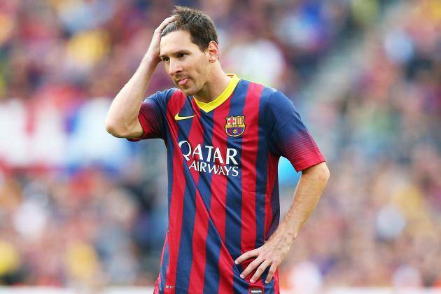 Lionel Messi Could Be Dragged Down by Tax Evasion Case
