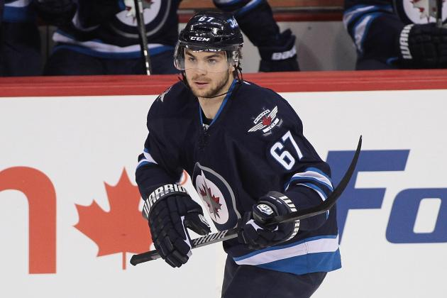 Jets, Frolik Agree on One-Year Deal Worth $3.3M