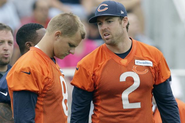 Give Clausen Early Edge in Bears' Backup QB Battle