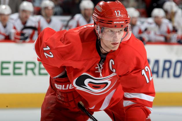 Eric Staal Injury: Updates on Hurricanes C's Recovery from Core Muscle Surgery