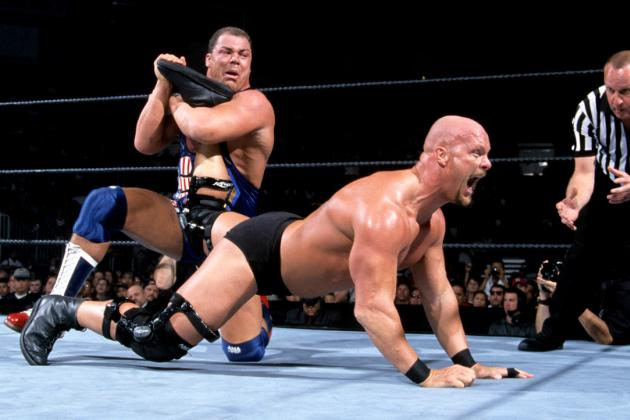 WWE Classic of the Week: Stone Cold Steve Austin vs. Kurt Angle, SummerSlam 2001