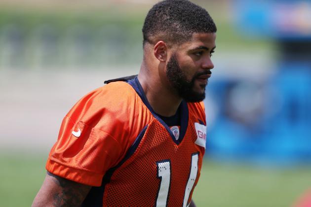 Broncos Camp Report: Day 5