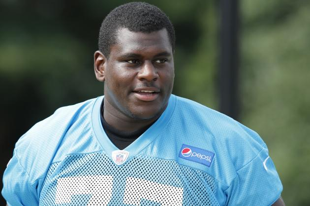 Bell Making Case for Left Tackle Spot
