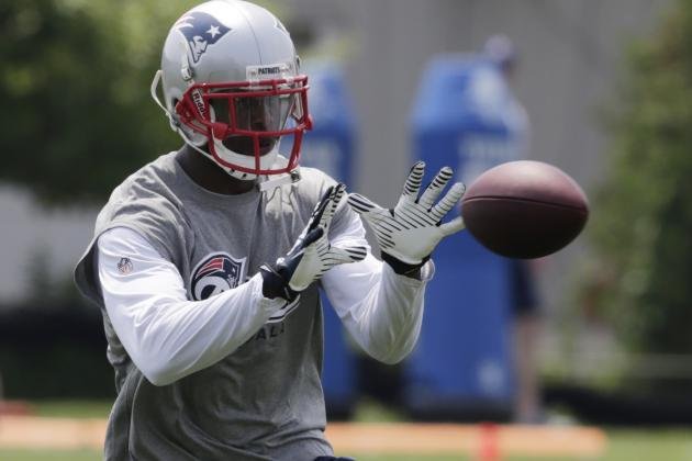 LaFell Adjusting to New Offense in Camp