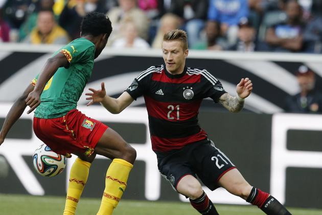 Marco Reus' Agent Fuels Man United Rumours