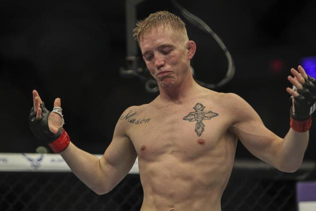 Report: Colton Smith, Pat Healy Among Recent UFC Roster Cuts