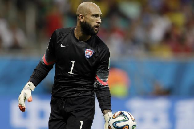 Tim Howard Agrees to Multiyear Deal with NBC Sports as Premier League Analyst