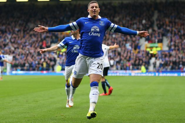 Ross Barkley Signs Extension with Everton: Latest Contract Details and Analysis