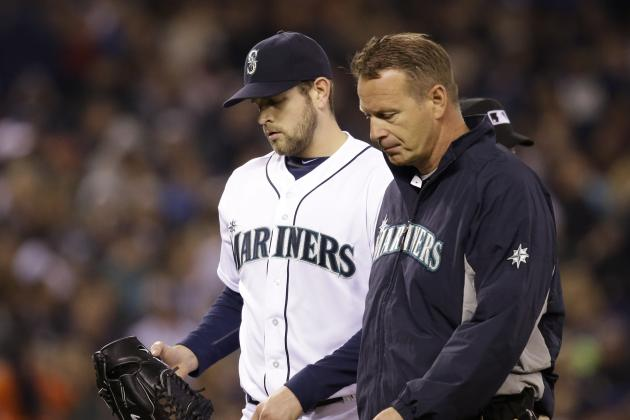 James Paxton's Health Is Critical Factor in Seattle Mariners' Stretch Run