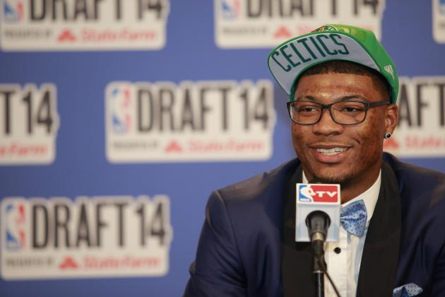 How Marcus Smart Can Reinforce, Not Replace Rajon Rondo with Boston Celtics